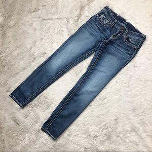 Vigoss Women's Denim Jeans The Chelsea Skinny